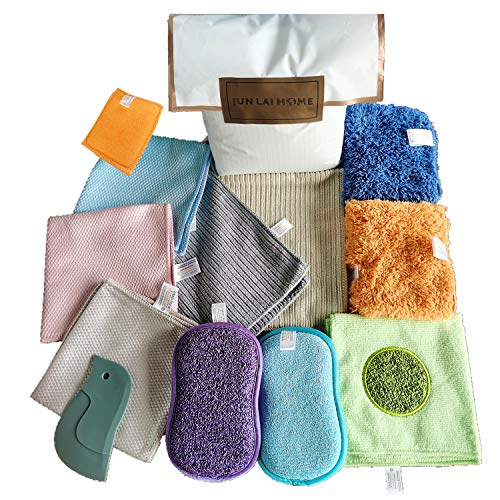Top 10 Best Selling List for kitchen microfiber scrub towels