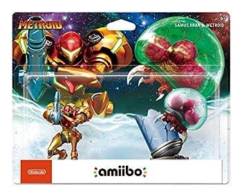 Amiibo - Samus Aran & Metroid  2-Pack