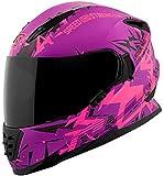 Speed and Strength スピードアンドストレングス SS1600 Critical Mass Helmet (PINK/PURPLE) 2017モデル ヘルメット ピンク/パープル S(55~56cm)