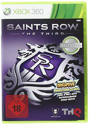 Saint's Row: The Third - Classic - [Xbox 360]