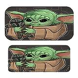 B-aby Yoda Un juego completo de película de piel es adecuado para Switch,Switch Lite Game Console Protection Sticker,Game Dual-Handle Film para Switch Lite