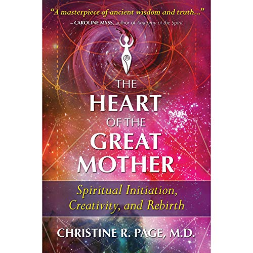 The Heart of the Great Mother audiobook cover art