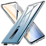 iBetter für Oneplus 7 Pro Hülle, Soft TPU Ultradünn Cover [Slim-Fit] [Anti-Scratch] [Shock Absorption] Hülle passt für Oneplus 7 Pro Smartphone
