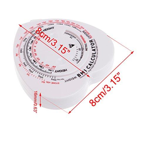 VIccoo hart BMI body mass index meetlint rekenmachine body muscle Diet Weight Loss