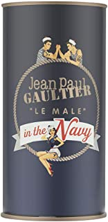 Jean Paul Gaultier Le Male In The Navy Eau De Toilette Spray For Men, 125Ml/4.2Oz