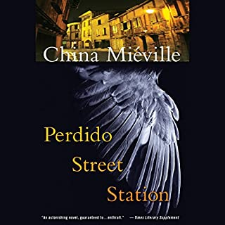 Perdido Street Station cover art