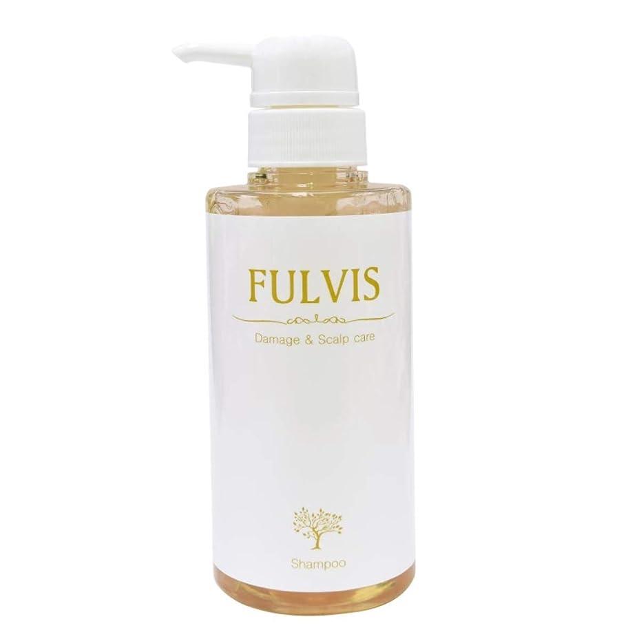 発生するフォロースノーケルフルヴィス(FULVIS) ダメージ&スカルプケア シャンプー 300ml