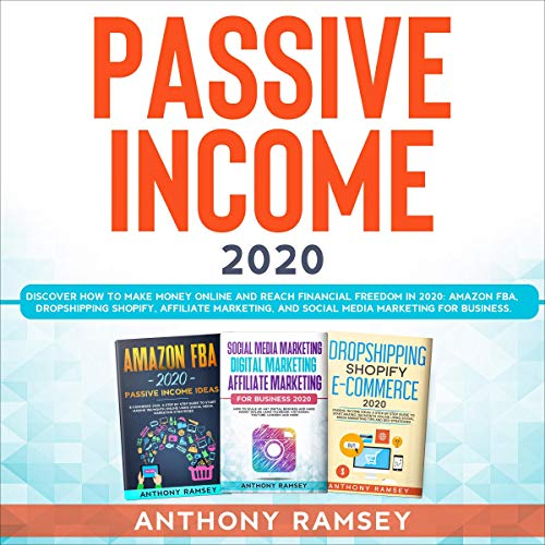 Passive Income 2020 Audiobook By Anthony Ramsey cover art