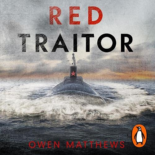 Red Traitor cover art