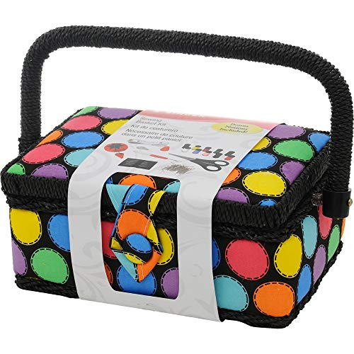 SINGER 07272 Polka Dot Small Sewing...