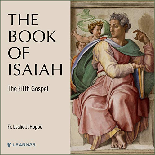 The Book of Isaiah: The Fifth Gospel copertina