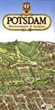 Potsdam, Panoramakarte & Stadtplan; Potsdam, Panoramic Map & Street Plan