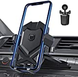 Manords CD Phone Holder for Car, Universal CD Phone Mount Compatible with iPhone 12 Pro/12/11/XR/X/8/7Plus, Galaxy...