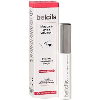 VIÑAS BELCILS Máscara Extra Volumen 8 ml: Amazon.es: Belleza