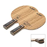 Yajun Sport Ping Pong Racket Set Home Indoor o Outdoor Play Table Tennis Paddle Accesorios Ligeros Hoja de 7 Capas Fibra de Carbono,Long