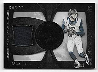 2016 Black Gold Shadowbox Swatches White Gold #29 Jared Goff CAL Jersey #58/99
