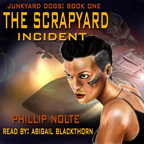 The Scrapyard Incident  By  cover art