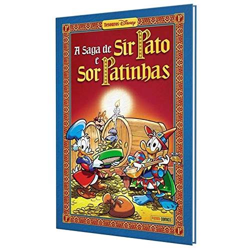 A Saga De Sir Pato E Sor Patinhas: Capa Dura