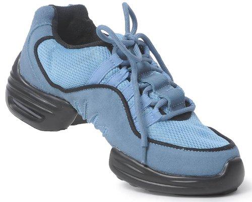 RUMPF Glider Sneaker Sportschoenen Ballet & dansschoenen Dance lichtblauw Gr. 47