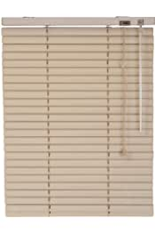 Color marr/ón 40 x 60 cm generisch Persiana de Aluminio Estable de l/áminas para Ventanas y Puertas Muchos tama/ños
