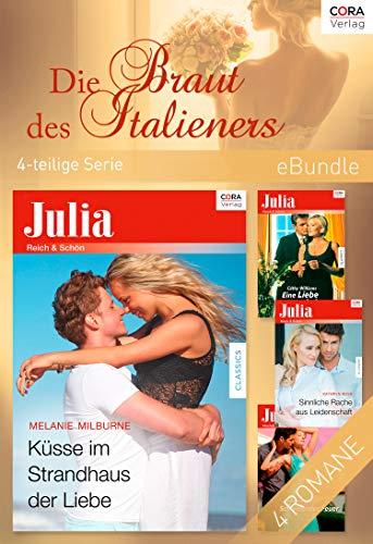 Die Braut des Italieners (4-teilige Serie) (eBundle)