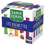 Saint Louis Sucre en Poudre les Bûchettes le carton de 500 g