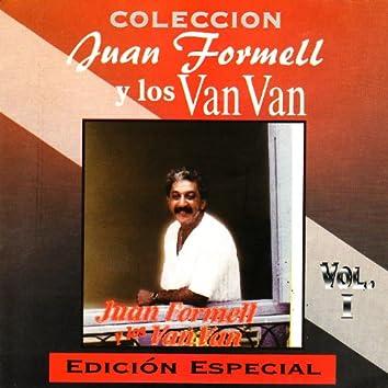 Coleccion: Juan Formell y los Van Van - Vol. 1