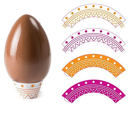 Basi per Uova di Pasqua da 350 a 500 gr. / 16 pz.