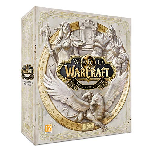 PC World of Warcraft 15 Year Annivers