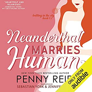 Neanderthal Marries Human: A Smarter Romance audiobook cover art