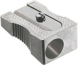 Faber-Castell - Sacapuntas (Manual pencil sharpener, Metálico, Metal)