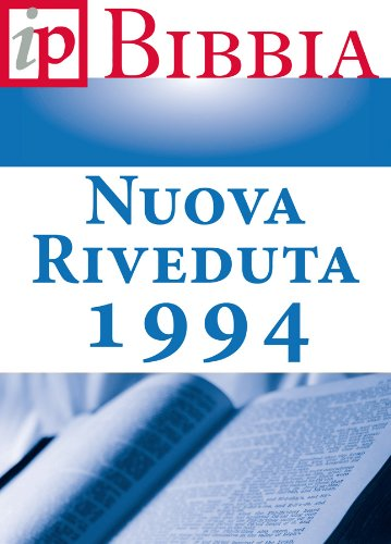 La Sacra Bibbia - La Nuova Riveduta 1994
