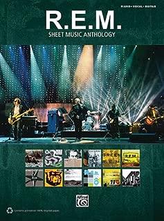 R.E.M. - Sheet Music Anthology