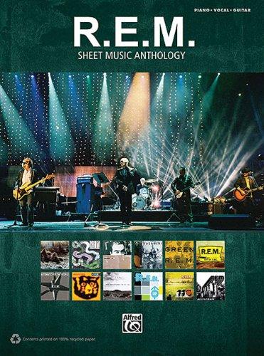 Sheet Music Anthology: Piano/Vocal/guitar