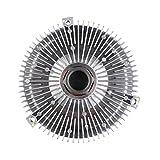 A-Premium Engine Cooling Fan Clutch Replacement for BMW E31 E32 E34 E38 E39 530i 540i 740i 740iL 750iL 840Ci 850Ci 850CSi 850i