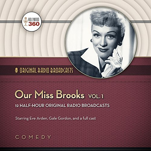 Our Miss Brooks, Vol. 1 audiobook cover art