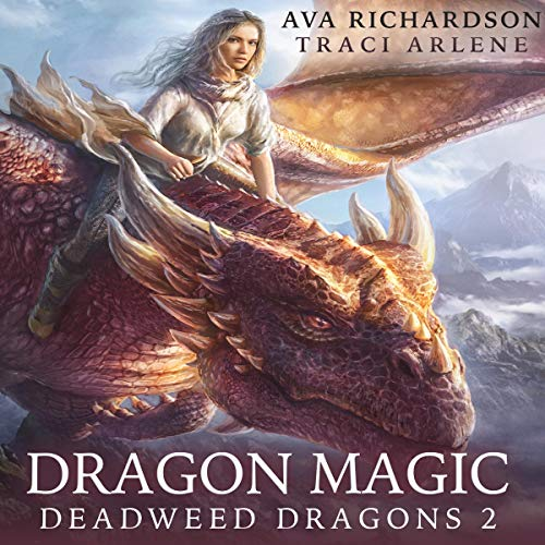 Dragon Magic Audiobook By Ava Richardson cover art