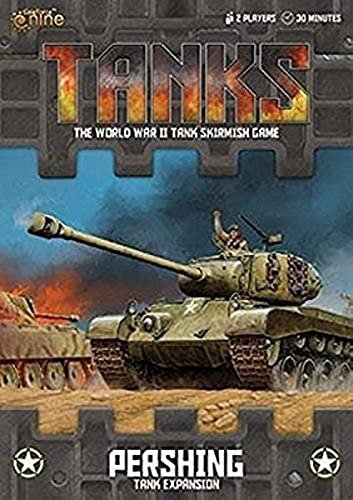 Tanks  US Pershing Tank Expansion by Battlefront Miniature