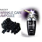 Liquidación * * * upv69& # x20ac; Luxus Black Caviar Serum AMPOULE con extracto de caviar Negra Antiarrugas para los straffung piel Regeneración