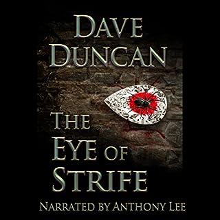 The Eye of Strife audiobook cover art