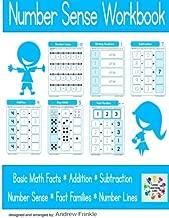 Number Sense Workbook (Little Learning Labs Basic Skills) (Volume 2)