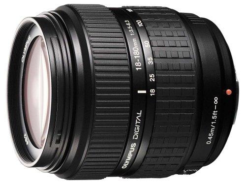 Olympus Zuiko Digital EZ-1818 18-180 mm f3.5-6.3. Zoomobjektiv (Four Thirds, 62 mm Filtergewinde)