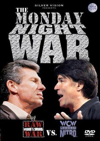 Wwe - The Monday Night War [Edizione: Regno Unito] [Edizione: Regno Unito]
