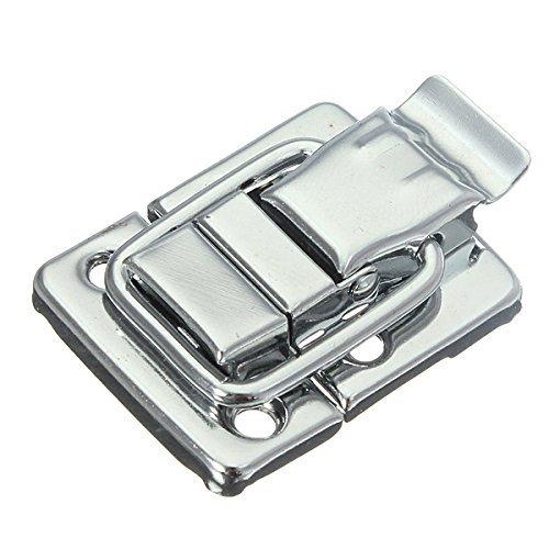 Gleader Metall Schnappverschluss Kofferverschluss Kofferschloss 30x43mm