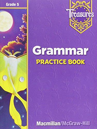 Treasures Grammar Practice Book, Grade 5