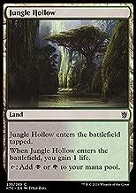 Magic: the Gathering - Jungle Hollow (235/269) - Khans of Tarkir - Foil