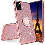 IMEIKONST Huawei P40 Pro Case Ultra-Slim Glitter Sparkly