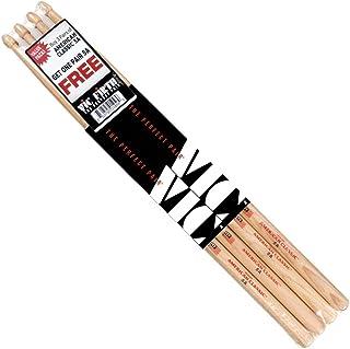 Vic Firth Buy 3 Pair 5A Sticks, Get 1 Pair Free 5A