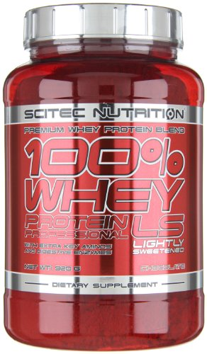 Scitec Nutrition 100% Whey Protein Professional Ls,...