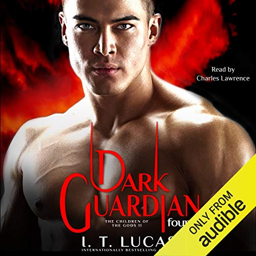 Dark Guardian Found Audiobook By I. T. Lucas cover art
